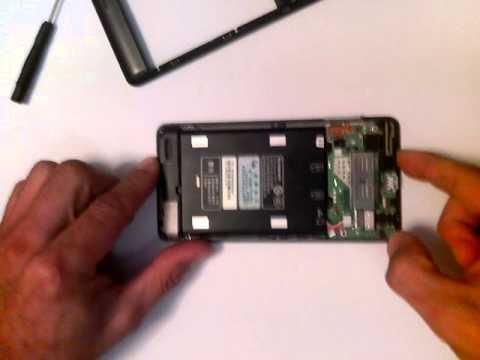 Lenovo P780 switch on problem
