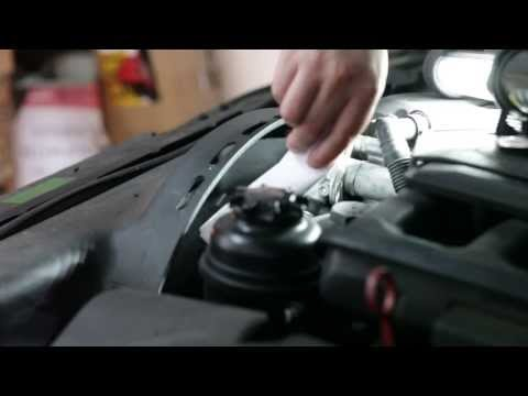 Testing and Replacing Fan Clutch - BMW E39 528i