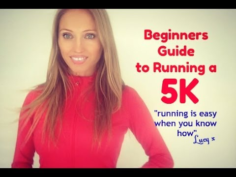 Beginners Guide to Running a 5K - Running is easy when you know how