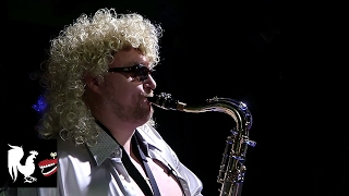 Wigs, Pleather, and Sax - RT Life