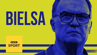 What makes Leeds United's' Marcelo Bielsa 'the greatest coach in the world'? | BBC Sport