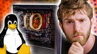 Linus builds Linus' new PC!