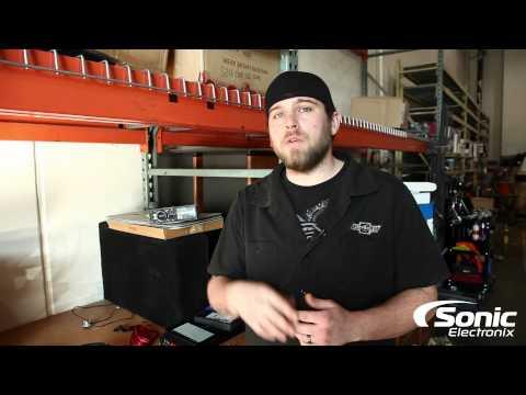 How Do You Bridge a 2 Channel Amplifier?   Car Audio Q & A