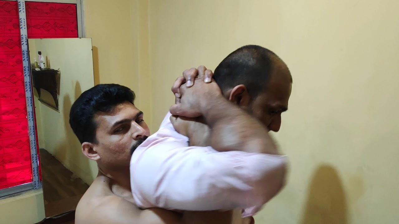 Kalari payattu kerala Marma kala Simple Self-Defence Technique. (3 ways)