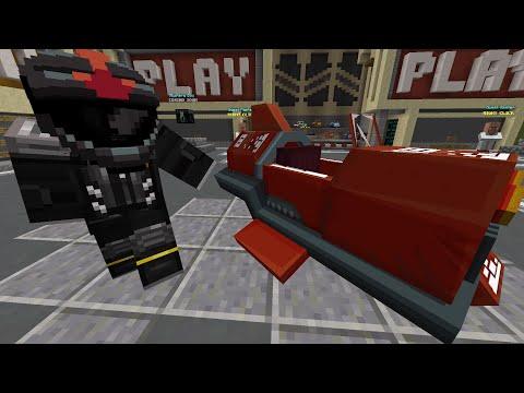 Hypixel - Tubo Kart Racers: Racing with Cherrio!