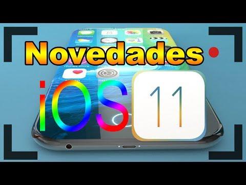 Top 10 Novedades iOS 11 en Español Trucos y Consejos - TOP 10 FUNCIONES iOS 11