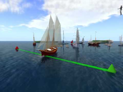 SECOND LIFE HISTORICAL HISTORY Blake Sea Opens