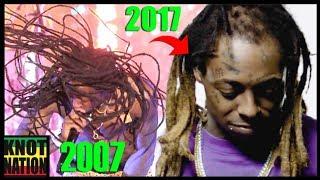 Evolution of Lil Wayne