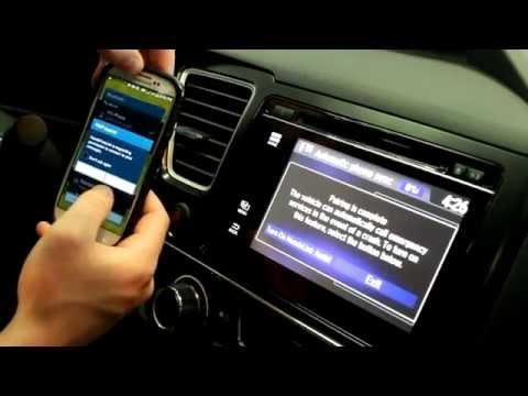 How to Pair your Bluetooth Smartphone with a 2015 Honda Civic
