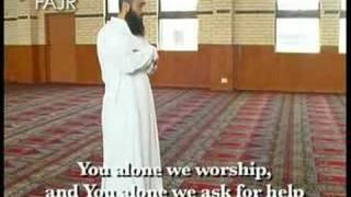 The Fajr Prayer