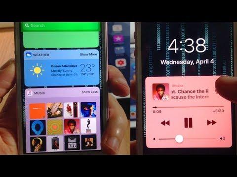 Palette - iOS 11 Tweak