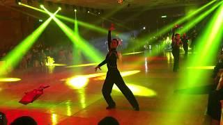 Warrior Dance (Paso Doble) - WDTA Anniversary Dinner 2017