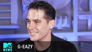G-Eazy Talks