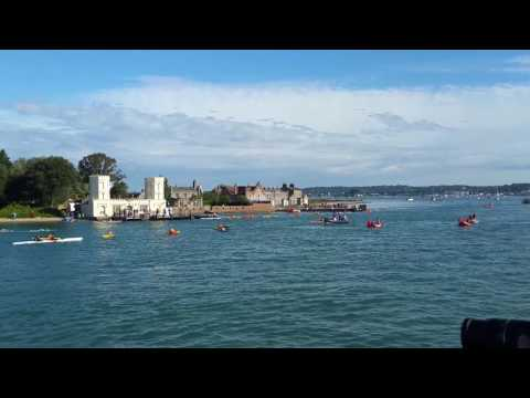 Brownsea Island 2017 Swim