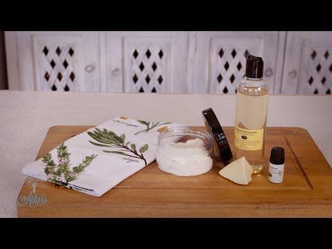 How to make Frankincense Body Cream