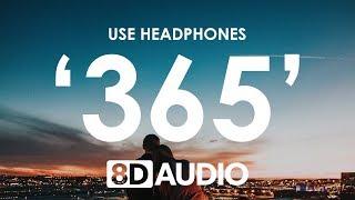 Zedd, Katy Perry - 365 (8D AUDIO) 🎧