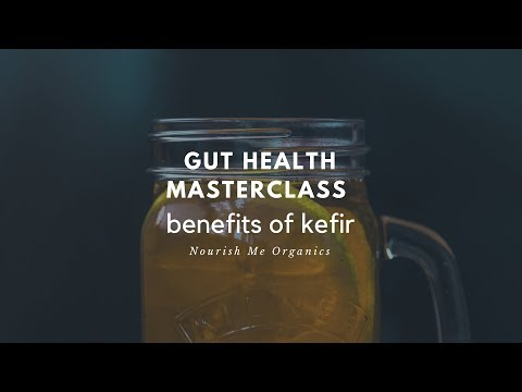 The Benefits of Kefir: Live Workshop