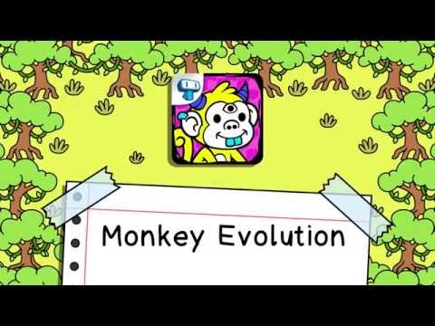 Monkey Evolution - Clicker Game for iPhone and Android