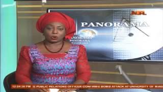 NTA News Panorama At 12 pm 16th January 2017