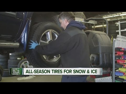 Best all-season tires for ice and snow