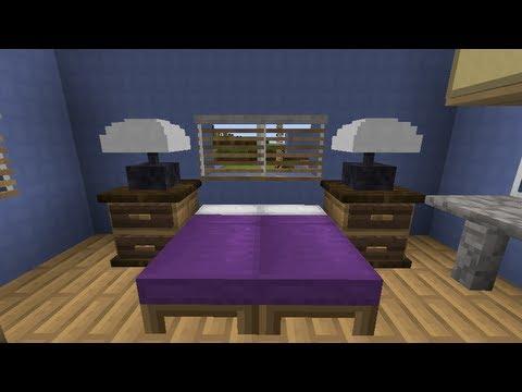 MrCrayfish's Furniture Mod Update #1 - New Bedside Cabinet! Furniture Improvements!