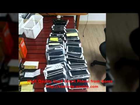 Used Smartphone from Korea