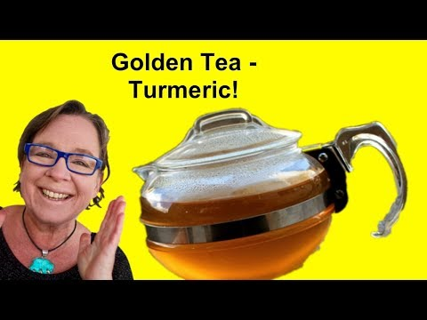 ✅ Turmeric Tea with Ginger, Benefits, and Tips!