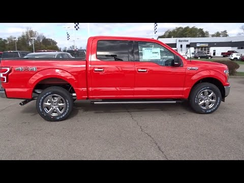 2018 Ford F-150 Columbus, Lancaster, Central Ohio, Newark, Athens, OH CF18039