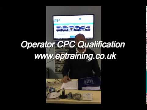 Operator CPC Training