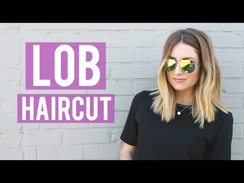 New Lob Haircut! | Kendra Atkins