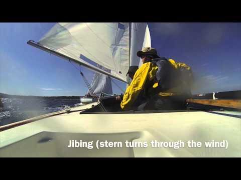 Sailboat racing terms/maneuvers