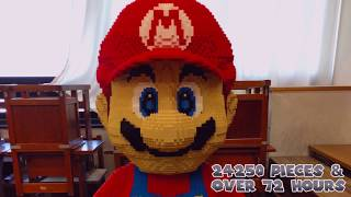 Making of LEGO MARIO! (now under compositing)