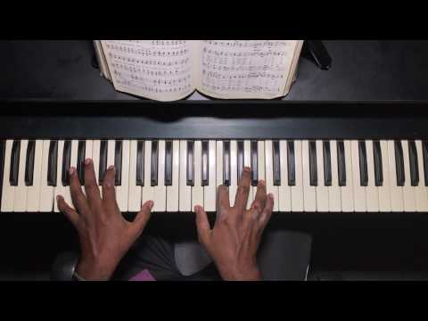 10 CHRISTIANS AWAKE - PIANO - HYMNS -MADRAS MUSIC COLLEGE
