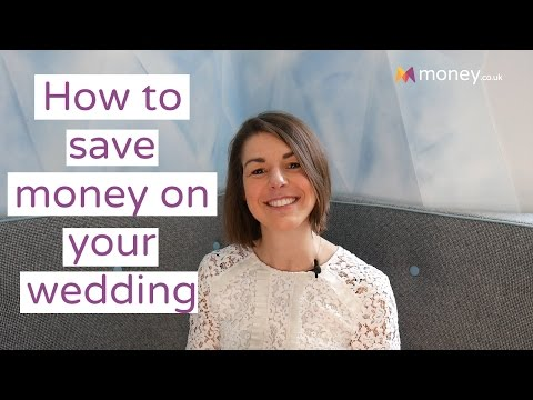 Save Money On Your Wedding: Top Tips 2017