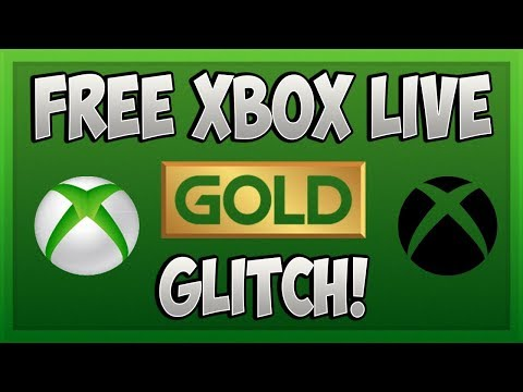 How to get free Xbox live gold 100% Guarantee