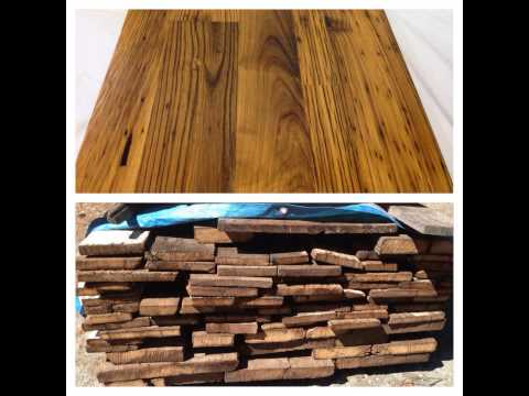Kentucky Chestnut Reclaimed Wood For Sale