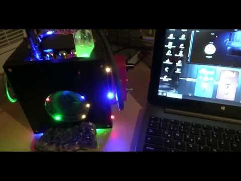 Portal One & Huff Paranormal SCD-2 App