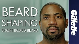 Miraculous Beard Trimming With The Gillette Fusion Proglide Styler Beard Short Hairstyles For Black Women Fulllsitofus