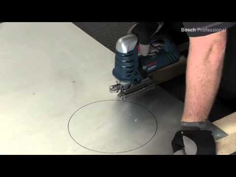 Bosch Jigsaw Tools | GST 25 Metal Professional