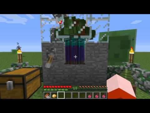 Minecraft: How to get potatoes and carrots in survival! 12w34a