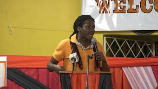 Download Damion Crawford - Presentation of Candidate for St. Ann South Western Video