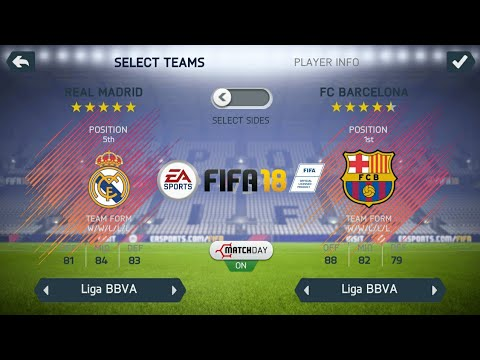 FIFA 18 ON ANDROID | APK+OBB