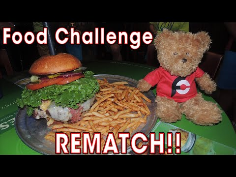 Wisconsin Burger Challenge w/ Corned Beef!! (REMATCH)
