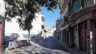 Walking in Old Nicosia, Cyprus (Oct 15, 2017)