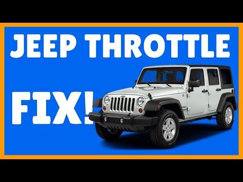 NEW Jeep JK Throttle Response Fix!