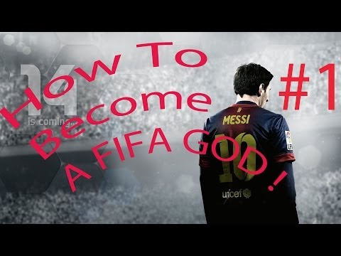 FIFA 14 - How To Become A FIFA GOD - #1 Best Formation