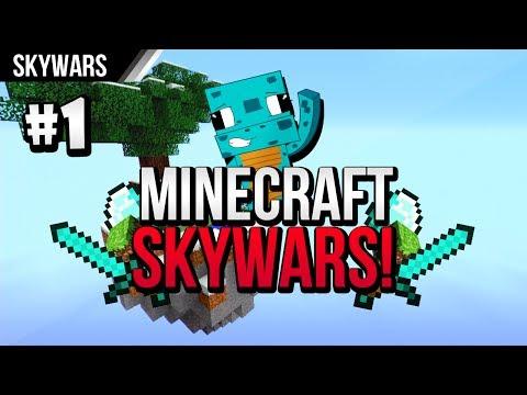 Minecraft Xbox 360 - Sky Wars ¡Y los Diamantes!?