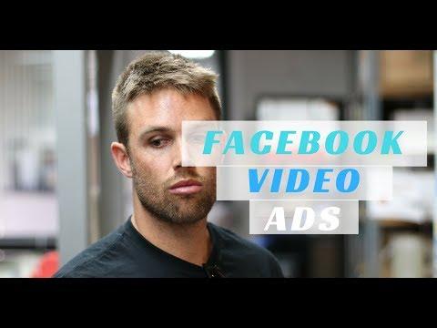 Facebook Video Ads Tutorial   2018 Example