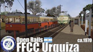 Open Rails Czechoslovakia - Tramvaje Hradec