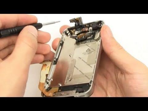 How To: Replace Verizon iPhone 4 Screen | DirectFix.com